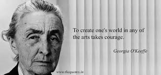 Georgia O Keeffe Quotes Stunning Georgia O'Keeffe Quotes Quotes
