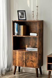 Schrank Regal Wohnzimmer Wohnzimmerschrank Holzoptik