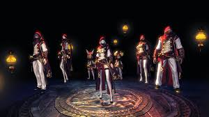 Blade And Soul Clan Outfit Designs Elysium Blade Soul Tw
