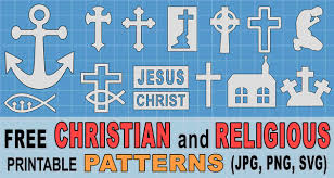 Christian Templates Christian Patterns And Religious Stencils And Templates Jpg