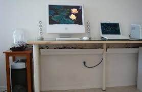 Inspiring How To Hide Computer Wires 17 For Your Decoration Ideas with How  To Hide Computer Wires