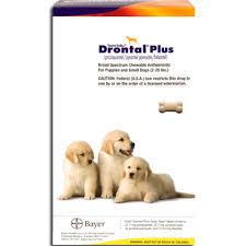 Drontal Feline Dosage Chart Drontal Plus 22 7 Mg Sold Per Tablet