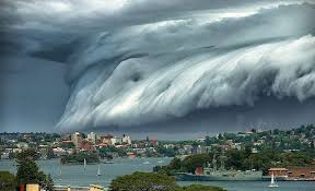 A government report predicts that if a magnitude 9 level earthquake. Breathtaking Cloud Tsunami Rolls Over Sydney Bored Panda