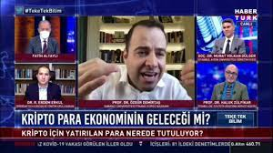 Prof. Dr. Özgür Demirtaş, Kripto Parayı Leğen ile Anlattı: Kripto Para İçin  Yatırılan Para Nerede Tutuluyor? - onedio.com