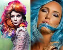 Unnatural Hair Color Chart How To Choose The Best Hair Color For Your Skin Tone