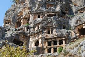 turkey country culture. Fine Turkey Lycian Rock Tombs At Myra Intended Turkey Country Culture T
