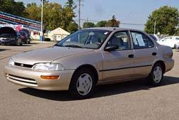 cars for sale by owner.  Sale Autotrader Find OneOwner 1996 Geo Prizm With 77000 Miles Featured Image  Thumbnail Inside Cars For Sale By Owner