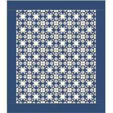 Moonlight Stars: FREE Classic One-Block Bed Quilt Pattern - The ... & Moonlight Stars: FREE Classic One-Block Bed Quilt Pattern Adamdwight.com