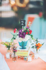 Fun, Eclectic & Colorful Wedding