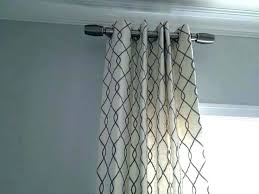 Curtain rods for small windows Bathroom Side Panel Curtain Rods Short Curtain Rods For Side Panels Drapery Window Rod Decor Izbkpinfo Side Panel Curtain Rods Short Curtain Rods For Side Panels Drapery