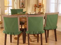 kitchen chair back covers. Country Olive Green \u0026 Red Gingham Kitchen Chair-Back Covers (Set Of ~NEW~. Chair Back N