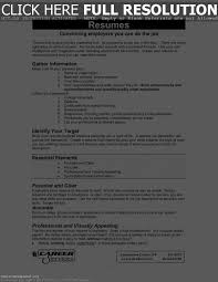 What To Say On A Resume Resume Work Template