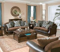 living room colors brown leather furniture. elegant blue sofasdelightful cool coffee table also living room curtain idea and brown leather sofa design colors furniture