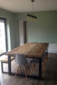 industrial kitchen table furniture.  Table Industrial Kitchen Table Furniture Reclaimed Chic Medieval 6 8 Dining With  Regard To Set   In Industrial Kitchen Table Furniture D