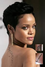 Short Razor Cut Hairstyles 25 Best Ideas About Rihanna Short Haircut On Pinterest Rihanna