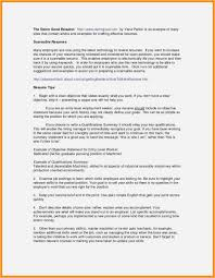 30 Best Sample Cover Letters For Resumes Model Latest Template Example