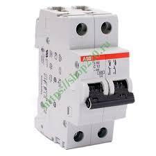 Купить <b>Автоматический выключатель ABB 2</b>-полюсный S202 C10 ...