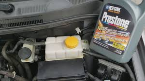 how to add coolant antifreeze 2016 chevy aveo lt