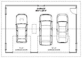 2 car garage door dimensionsDownload Standard Size Of A Single Garage  Garden Design