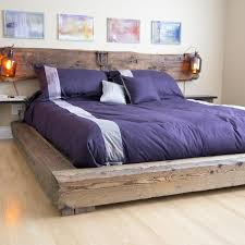 images of rustic furniture. Rustic Massive Bedframe With Head Board Images Of Furniture A