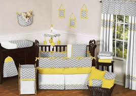 baby room fabulous girl baby nursery decoration with grey zigzag