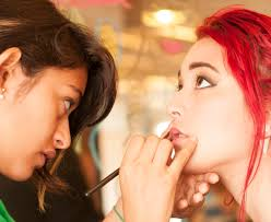 we will teach you how to provide your clients with the most professional polished and up to the minute makeup services