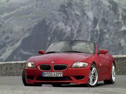 BMW 3 Series bmw z4m roadster : 2006 BMW Z4 M Roadster - Maroon - Front Angle - 1024x768 Wallpaper