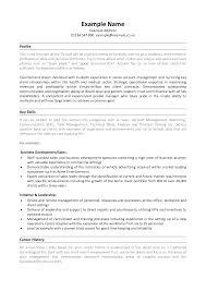 Resume Samples Skills Haadyaooverbayresort Com
