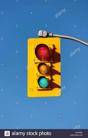 What Is Blue Light On Traffic Signal Traffic Lights Showing Red Yellow And Green Traffic