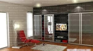 Interior Designs Of Bedroom With Wardrobe Interior Space Design A