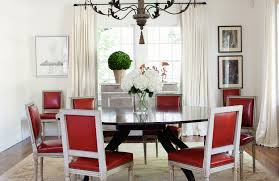 Round Table Dining 25 Dining Room Design Ideas Featuring Round Tables Inspiration