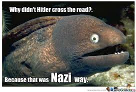 Bad Joke Eel Strikes Again by juicylemon - Meme Center via Relatably.com