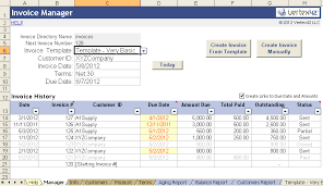 excel 2003 invoice template vertex42 invoice assistant invoice manager for excel