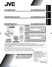 jvc wiring diagram model kd g jvc database wiring 81630 kdar260 product