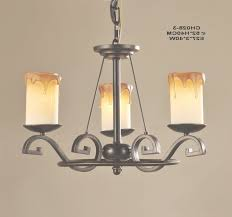 whole 3 light faux candle antique chandeliers in faux candle chandelier view 45 of 45