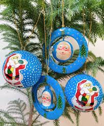 paper mache christmas decorations gyawun