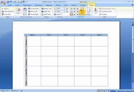 ms word 2007 template how do i create and format tables in word 2007 techrepublic