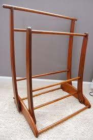 The Brown Needle: mid-century modern quilt rack &  Adamdwight.com