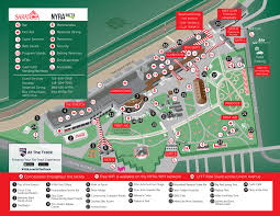 Belmont Race Track Seating Chart Maps Directions Nyra