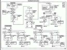 2001 chevy blazer fuse diagram wiring diagram for 2002 chevy silverado the wiring diagram 2002 chevy trailblazer headlight wiring diagram nodasystech