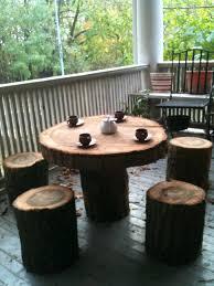 tree trunk furniture for stump australia stool uk