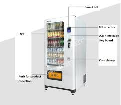 Vending Machine Outlet Stunning Vending Machine Manufacturers ChinaDirect Buy From ChinaFactory