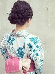 はんなり着物美人に自分で出来る簡単和装髪型やり方 Beamy