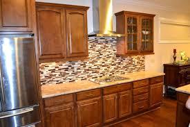 design kitchen backsplash ideas for light oak cabinets 2 with wood concept pleasant brown grey white