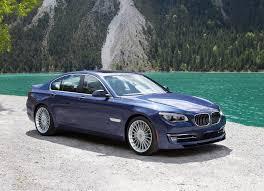 Automotive Database: BMW 7 Series (F01)