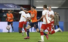 RB Leipzig Başakşehir UEFA Şampiyonlar Ligi maçı golleri ve geniş özeti -  Internet Haber