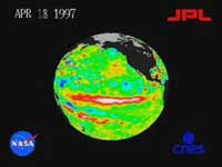 what is el nino anyway nasa space place click to see movie
