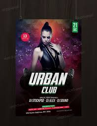 Club Flyers Address Free Club Flyer Templates Free Download Template Design