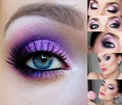 eye makeup for valentines day