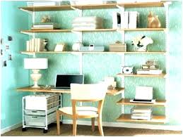 wall shelves office. Wall Storage Ideas For Office Shelves Above Desk Incredible